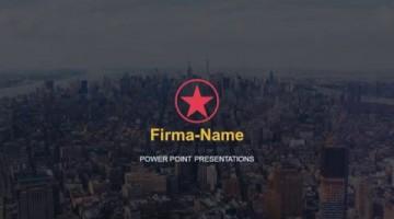 PowerPointPräsentation zur Firmenvorstellung allgemein als Demo