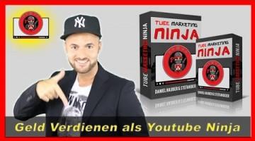 Online Geld verdienen mit Affiliate Marketing – Geld verdienen mit dem Tube Marketing Ninja!