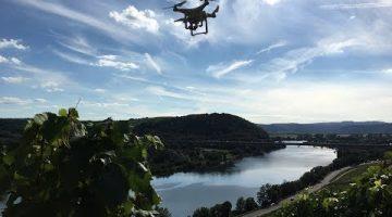 Drohne DJI Phantom 3 Schweich an der Mosel